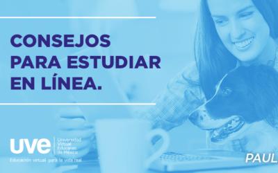 Consejos para estudiar en línea