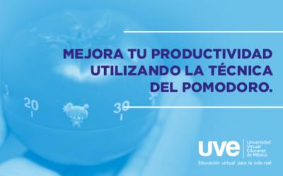 Mejora tu productividad con la técnica Pomodoro