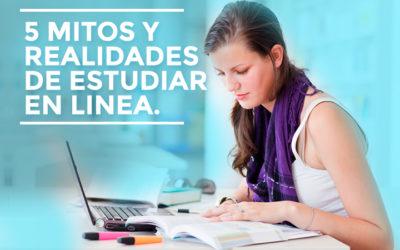 Estudiar en línea es tu mejor opción